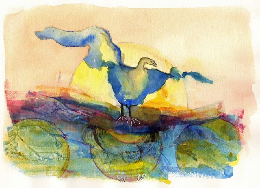 Shambhala bird