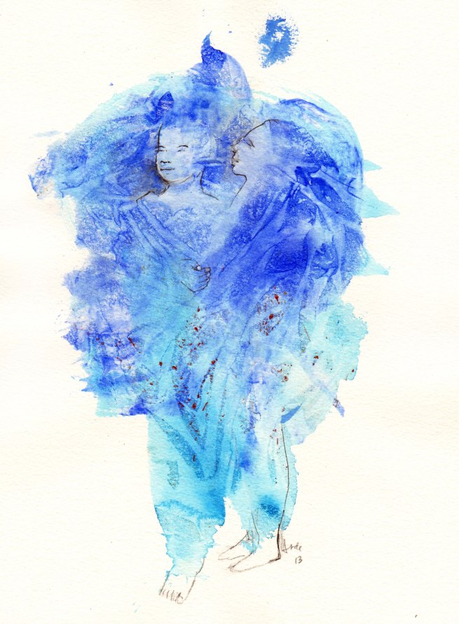 Blue secrets