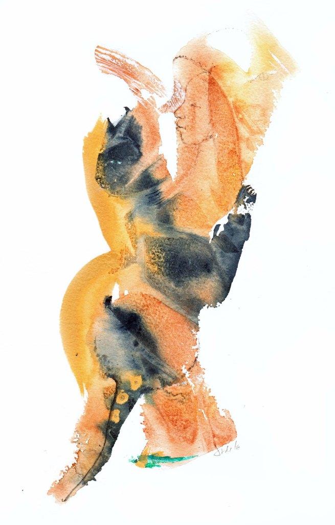 Poet's cat